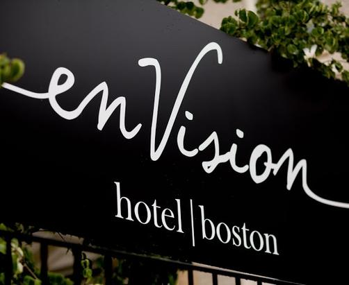 enVision Hotel Boston, an Ascend Hotel Collection Member - Boston - Building