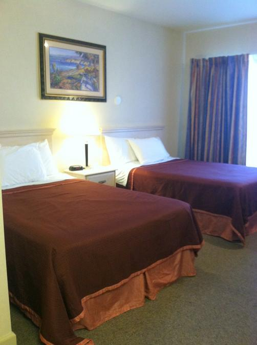 Howard Johnson Marina at Monterey Bay - Marina - Double room