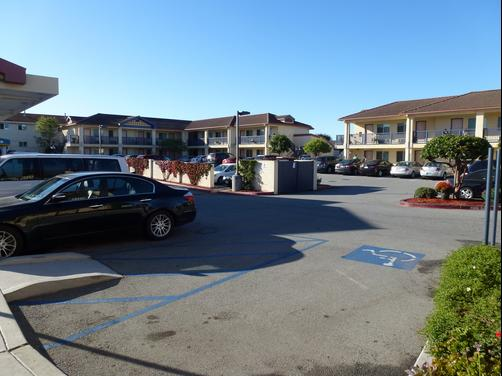 Howard Johnson Marina at Monterey Bay - Marina