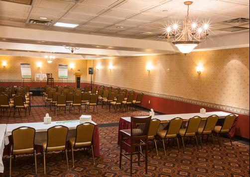 Holiday Inn Laguardia Airport - Corona - Conference room