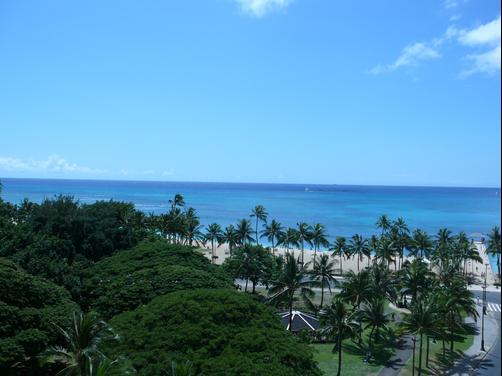 Castle Waikiki Grand Hotel - Honolulu - Outdoors view