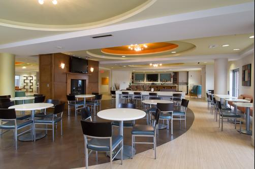 SpringHill Suites by Marriott Columbia Downtown The Vista - Columbia - Restaurant