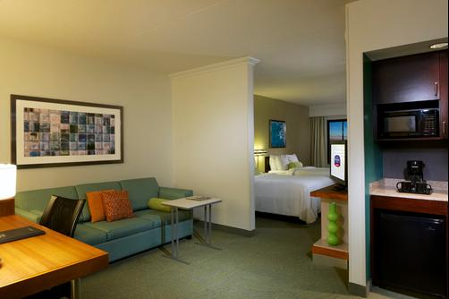 SpringHill Suites by Marriott Newark Liberty International Airport - Newark - Bedroom