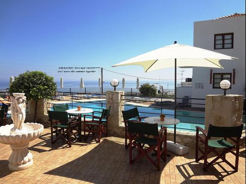 Amazones Village Suites - Hersonissos - Pool