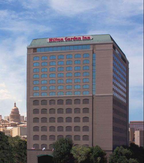 Hilton Garden Inn Austin Downtown/Convention Center - Austin - Building