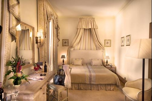 Hotel Real Palacio - Lisbon - Bedroom