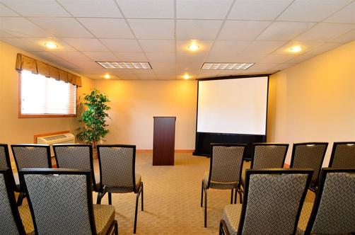 Quality Inn & Suites Seattle Center - Seattle - Conference room