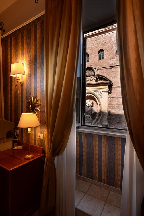 Hotel Golden - Rome - Outdoors view