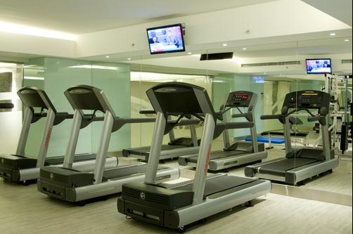 Kennedy - Santiago - Gym