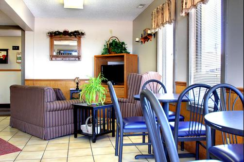 Super 8 Moberly MO - Moberly - Lobby