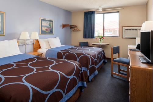 Super 8 Burlington - Burlington - Double room