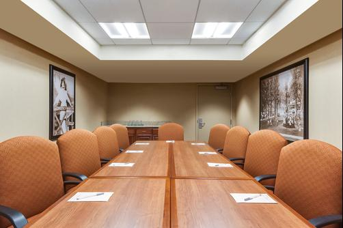 Hampton Inn Dubuque - Dubuque - Conference room
