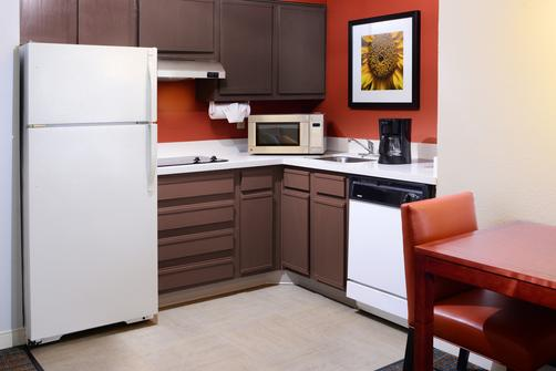 Residence Inn by Marriott Dallas Plano - Plano - Kitchen