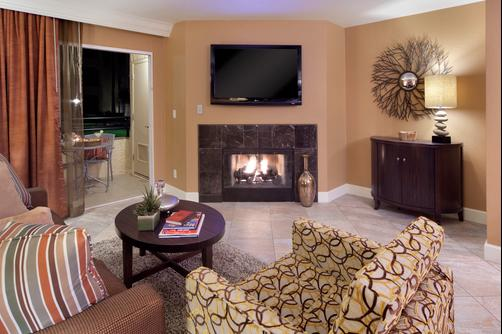 Holiday Inn Club Vacations Las Vegas - Desert Club Resort - Las Vegas - Living room