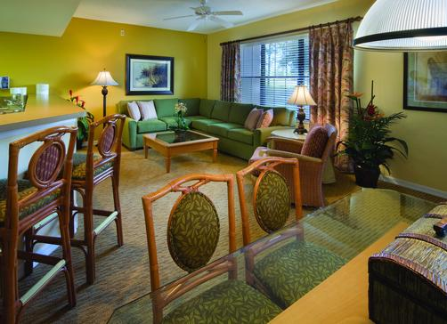 Holiday Inn Club Vacations Orlando - Orange Lake Resort - Kissimmee - Living room