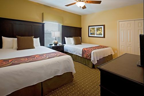 Holiday Inn Club Vacations Orlando - Orange Lake Resort - Kissimmee - Bedroom