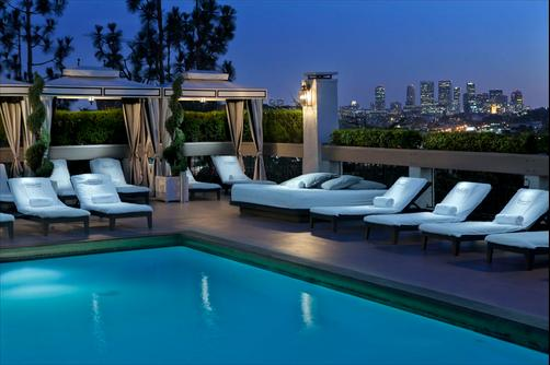 Chamberlain West Hollywood - West Hollywood - Pool