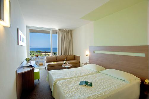 Miramar Hotel - Rabac - Bedroom