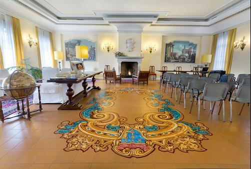 Grand Hotel Palace - Ancona - Conference room