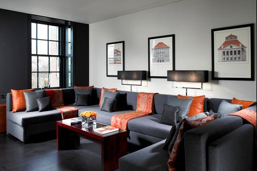 Grosvenor House Apartments by Jumeirah Living - London - Living room