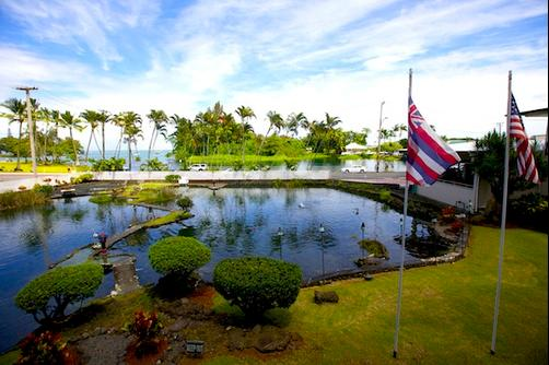 Hilo Seaside Hotel - Hilo - Outdoors view