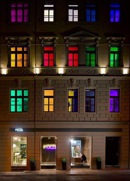 Moods Boutique Hotel - Prague - Building