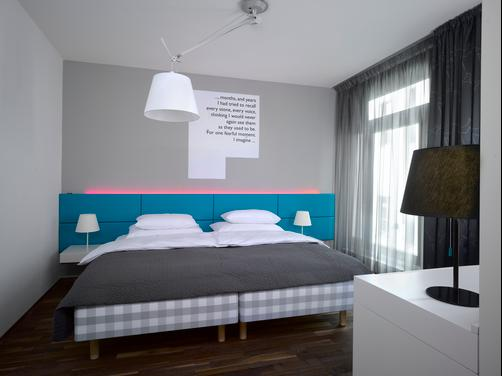 Moods Boutique Hotel - Prague - Bedroom