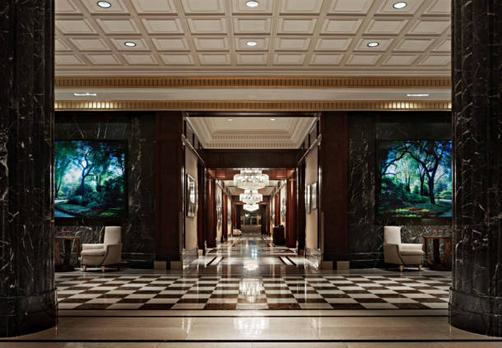JW Marriott Essex House New York - New York City - Lobby