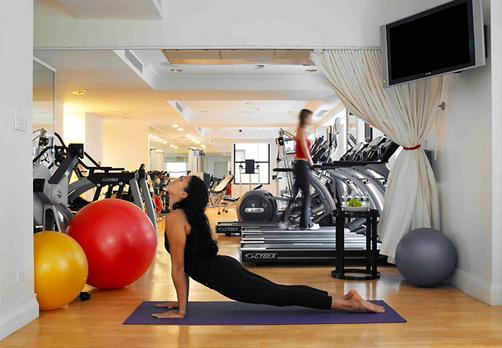 JW Marriott Essex House New York - New York - Gym