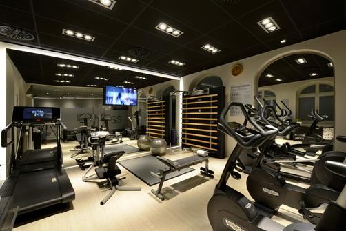 Grand Hotel Central - Barcelona - Gym