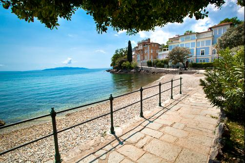 Smart Selection Hotel Belvedere - Opatija - Outdoors view