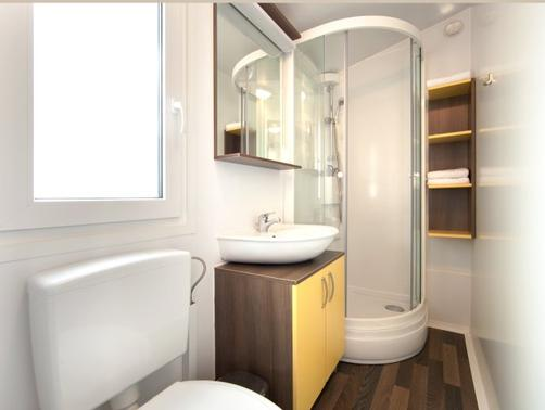 Mobile Homes Medveja - Medveja - Bathroom