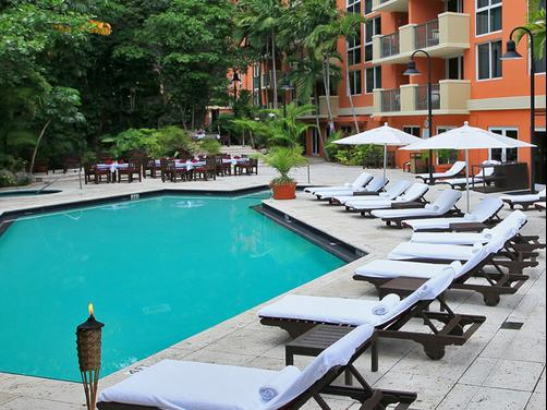 The Mutiny Luxury Suites Hotel - Coconut Grove - Pool
