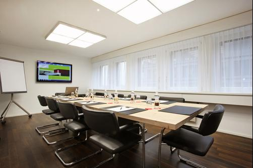 ABC Swiss Quality Hotel - Chur - Business center