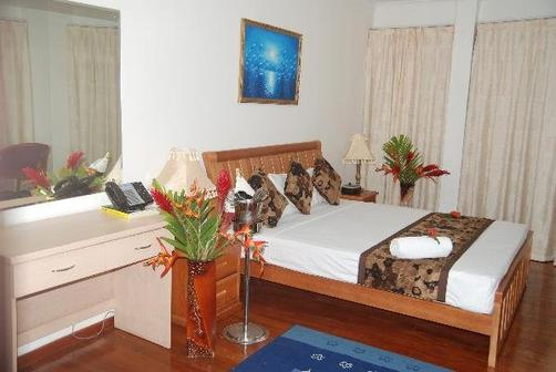 Trans International Hotel - Nadi - Bed