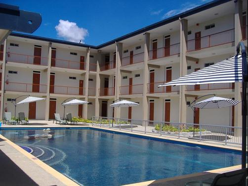 Trans International Hotel - Nadi - Pool