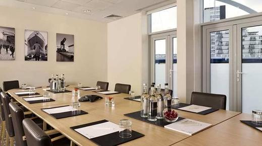 Hilton Garden Inn Glasgow City Centre - Glasgow - Conference room