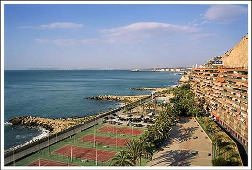 Best Western Hotel Albahia - Alicante - Attractions