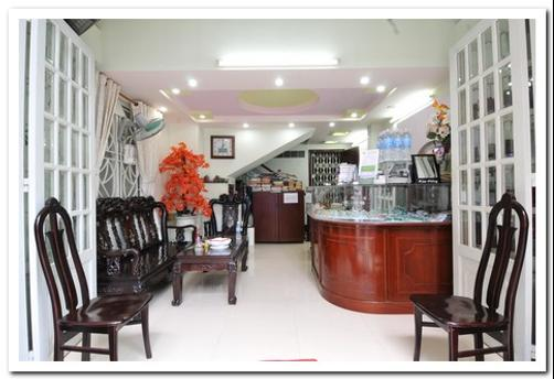 Thien Hong Guesthouse - Ho Chi Minh City - Lobby