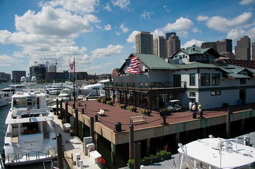Boston Yacht Haven - Boston - Building