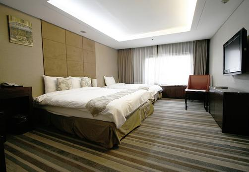 Hotel Together - Seoul - Bedroom