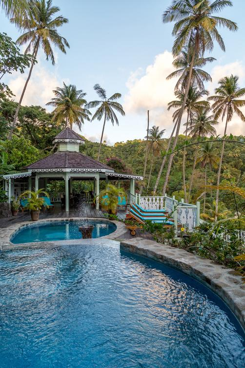 Fond Doux Plantation and Resort - Soufrière - Pool