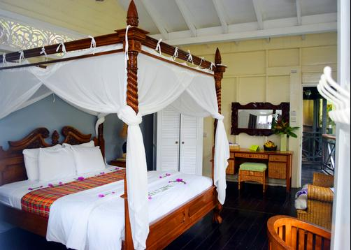 Fond Doux Plantation and Resort - Soufrière - Bedroom