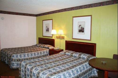 Relax Inn - Monroe - Monroe - Double room