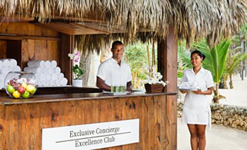 Excellence Punta Cana - Adults Only - Punta Cana - Front desk
