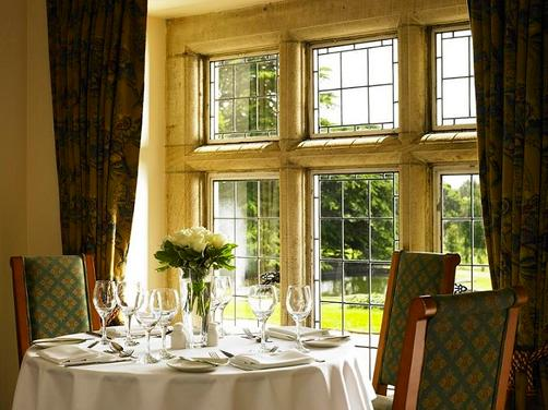 Breadsall Priory Marriott Hotel & Country Club - Derby - Restaurant