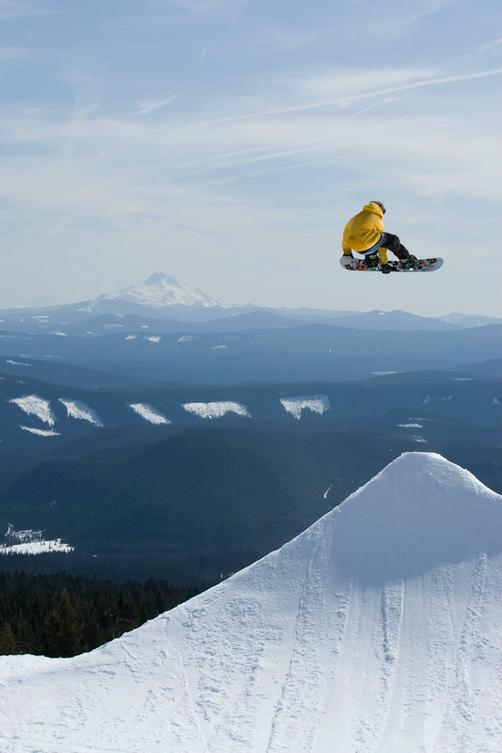 Timberline Lodge - Government Camp - Attractions