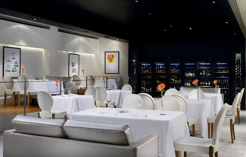 The First Luxury Art Hotel Roma - Rome - Restaurant
