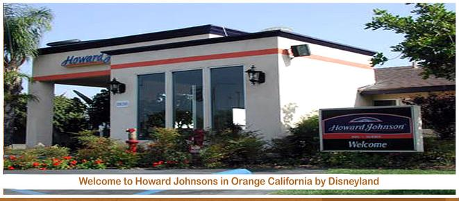 Howard Johnson Inn And Suites-Orange - Orange - Building