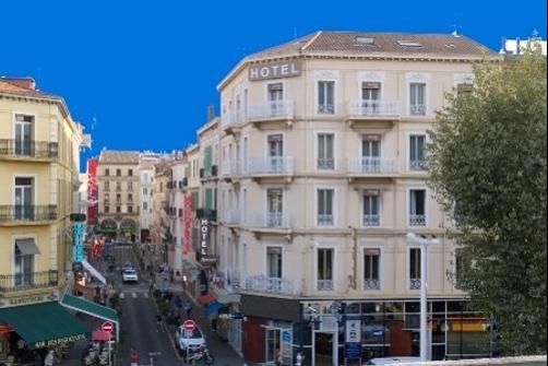 Amiraute - Cannes - Building